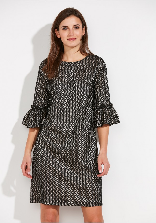 Lace straight Dress
