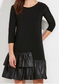 Occasional Dress with frills
