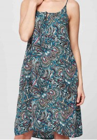 Patterned beach Dress