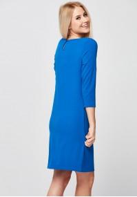 Classic cobalt Dress