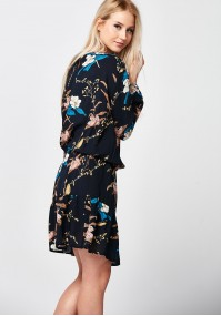 Florad Dress with long sleeves