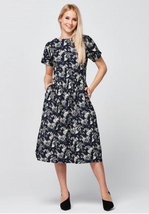 Elegancka Sukienka za kolana