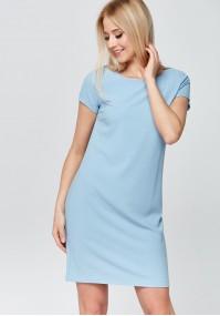 Klasyczna błękitna Sukienka