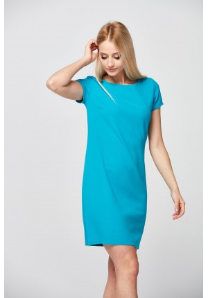 Classic turquoise Dress