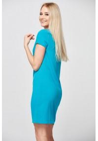 Classic turquoise Dress