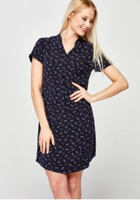 Simple Dress with cats