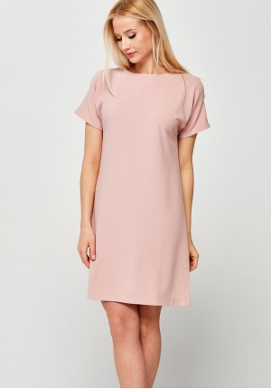 Classic light pink Dress