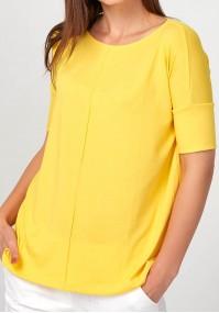Knitwear light yellow Blouse