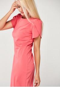 Sukienka 1718 (różowa)