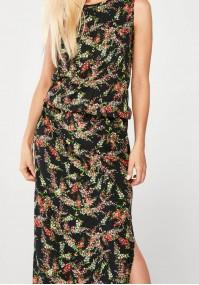 Sukienka 1186 (czarna)