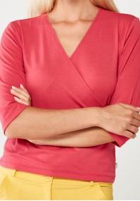 Pink envelope Sweater