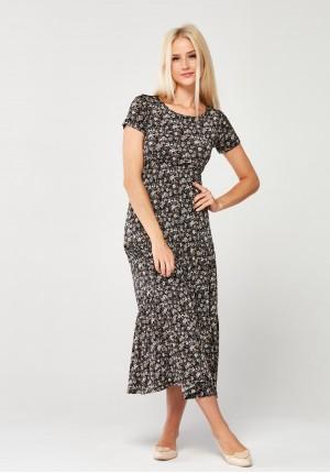 Kwiecista długa Sukienka