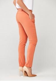 Pomarańczowe Spodnie