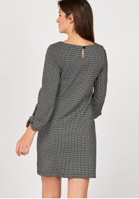 Elegant fitted dress