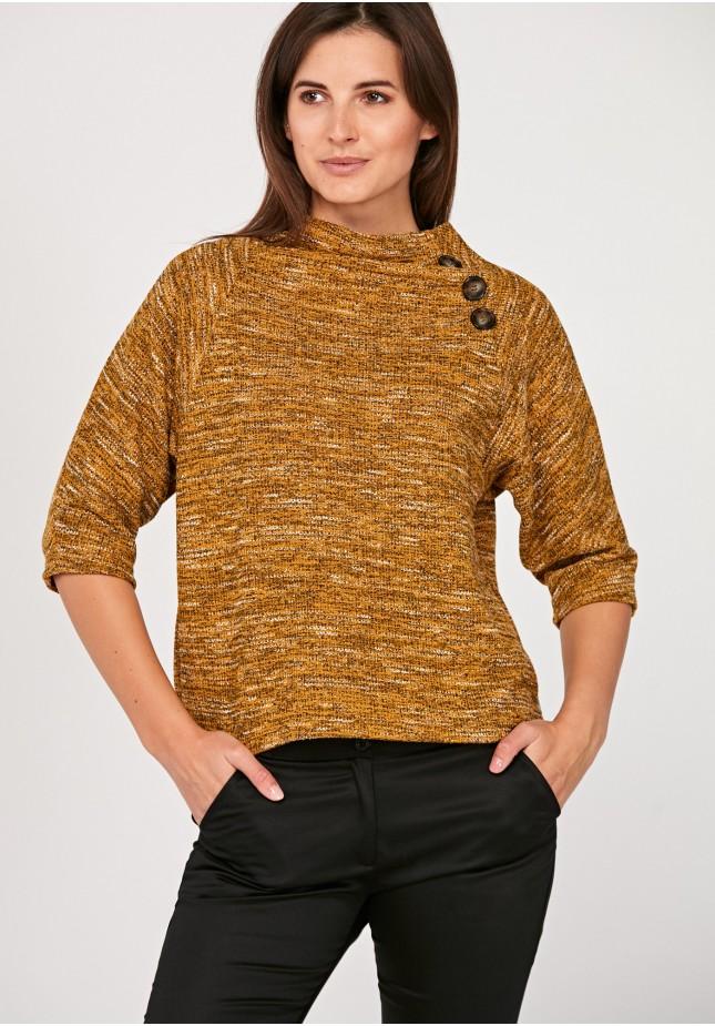 Sweterek z guzikami