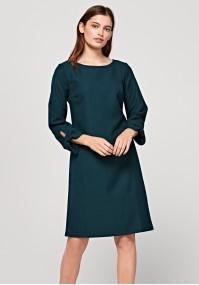 Prosta elegancka sukienka