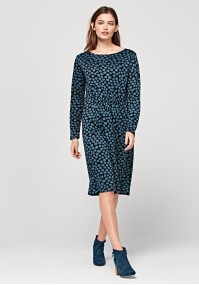 Simple dress with dots