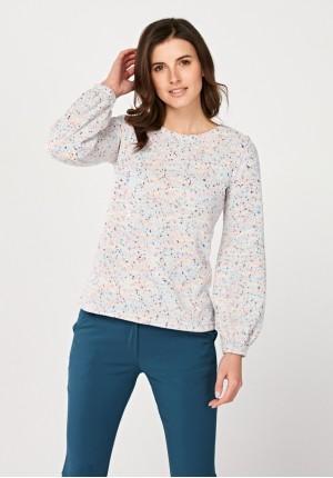 Dzianinowy sweter