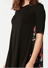 Trapezoidal dress