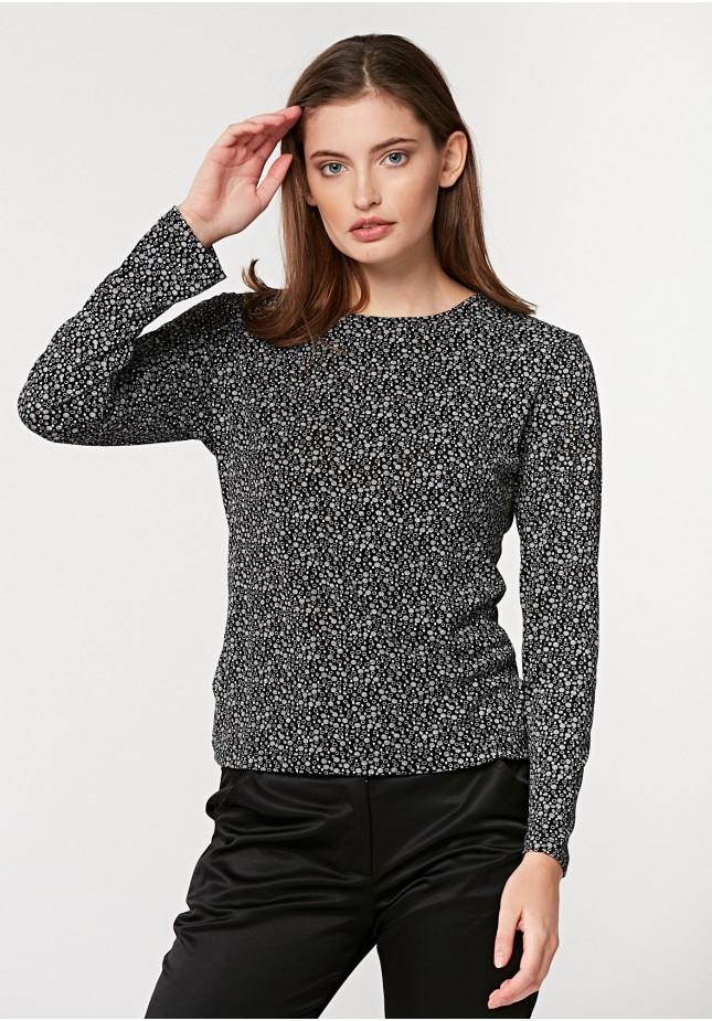 Dopasowana bluzka