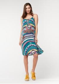 Plażowa sukienka