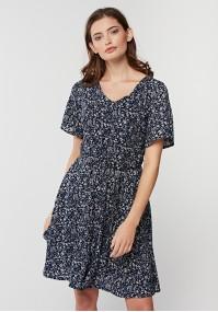 Tied dress