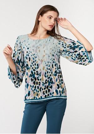 Luźna bluzka