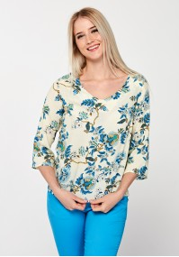 Summer loose blouse