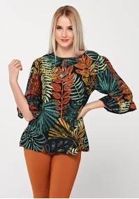 Loose blouse
