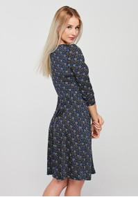 Tapered waist dress