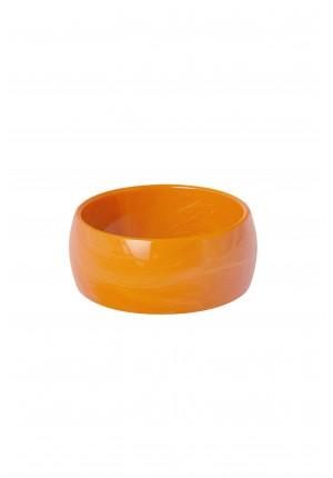 Pomarańczowa bransoletka