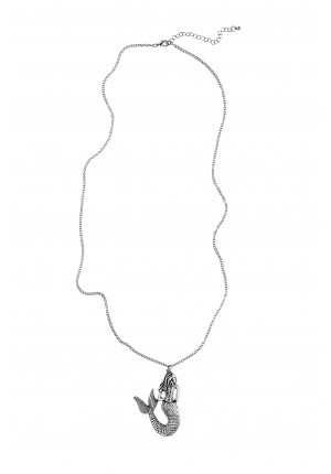 Necklace with siren