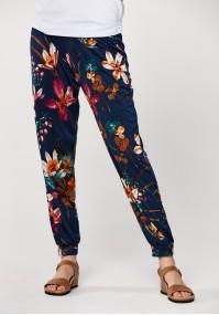 Flowery home pants