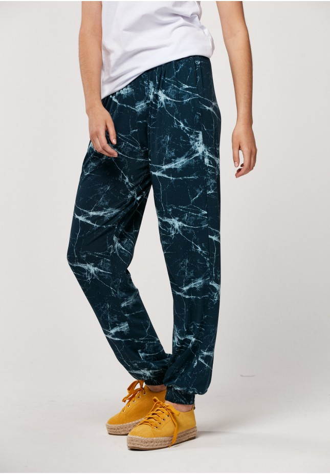 Navy home trousers