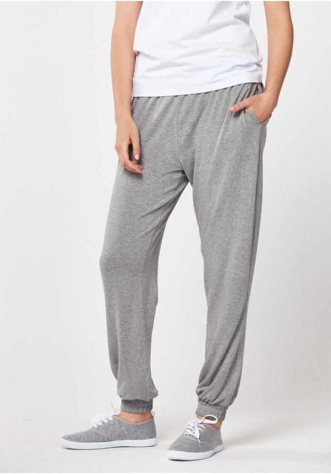 Grey home pants