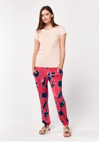 Pink home pants