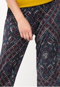 Dark home pants