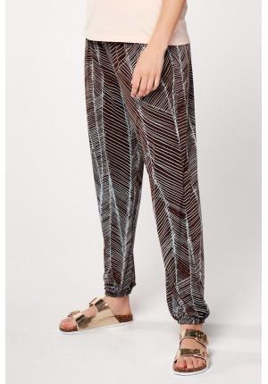 Brown home pants