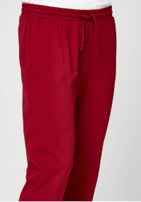 Bawełniane spodnie domówki