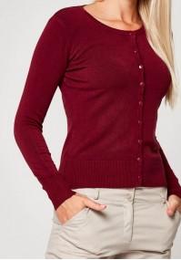 Classic burgundy Sweater