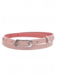 Light pink belt