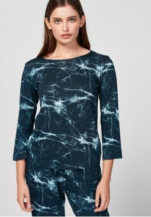 Marmurkowa bluzka