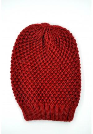 Czapka 9087 (czerwona)