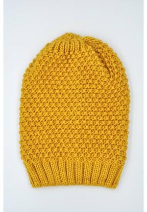 Czapka 9087 (żółta)