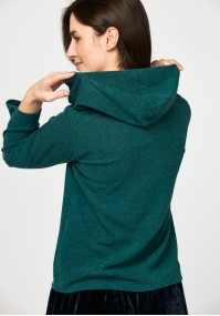 Dzianinowa bluza