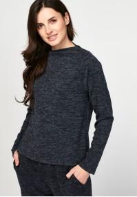 Melanżowa bluza