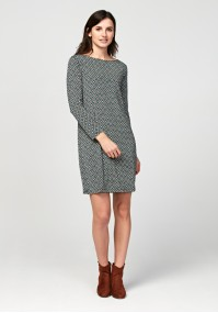 Simple light dress