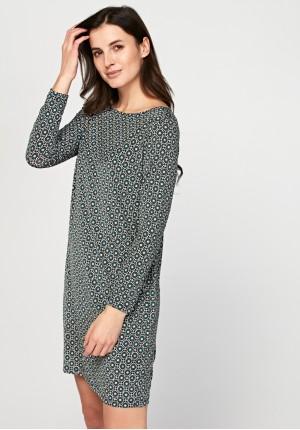 Simple light dress