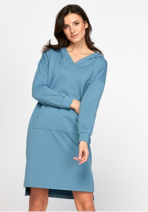 Dress with pocket