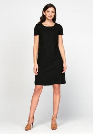 Sukienka 1360 (ciemna)